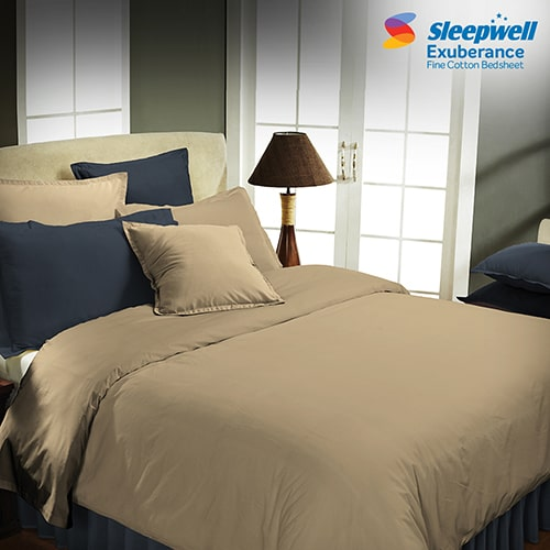 Sleepwell Exuberance Bedsheet Accessories