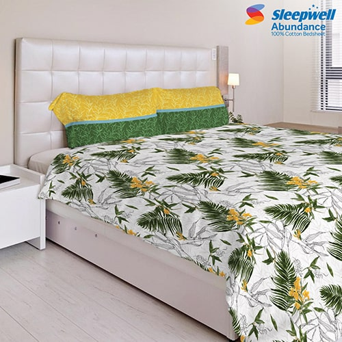 Sleepwell Abundance Bedsheet Accessories
