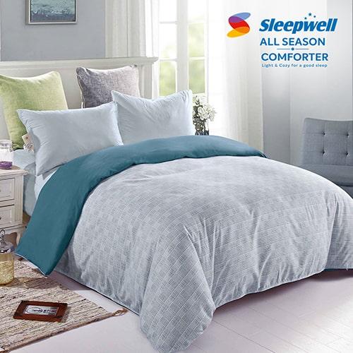 Sleepwell All Season Comforter Accessories