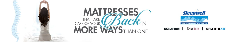 Ortho Back Support Mattress