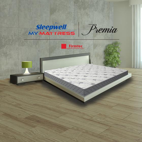 Sleepwell Premia Firmtec Mattress