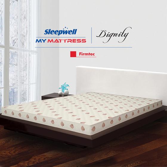 Sleepwell Dignity Firmtec Mattress