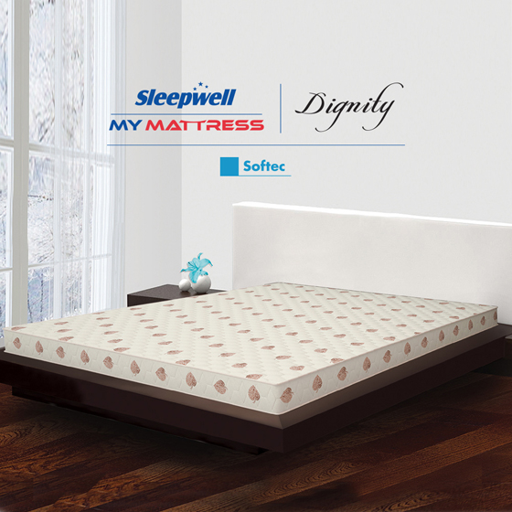 Sleepwell Dignity Softec Mattress