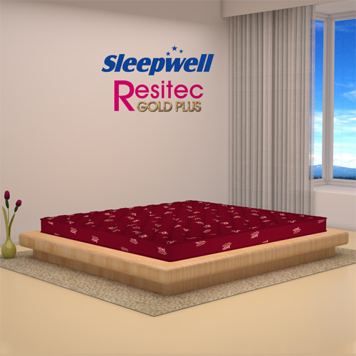 Sleepwell Resitec Gold Plus Mattress