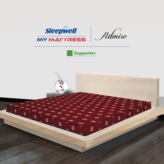 Sleepwell Admire Supportec Mattress