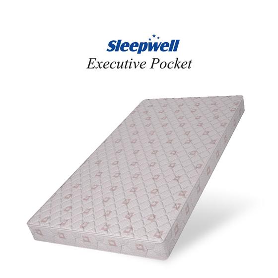 Sleepwell Executive Pocket Mattress