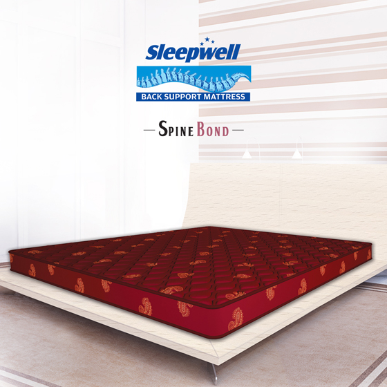 Sleepwell Spine Bond Mattress