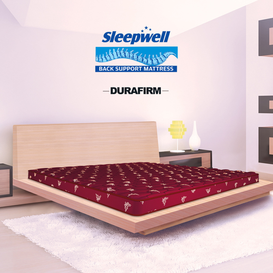 Sleepwell Durafirm Mattress