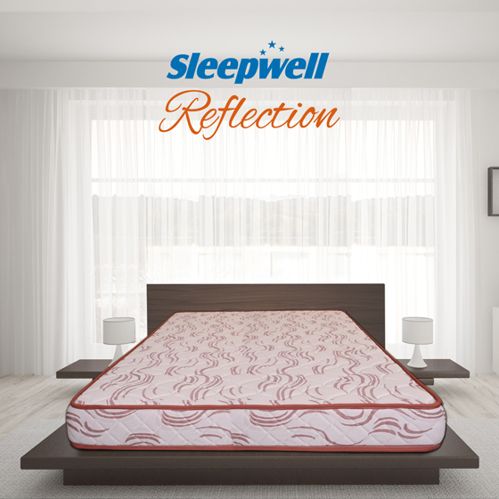 Sleepwell Reflection Mattress