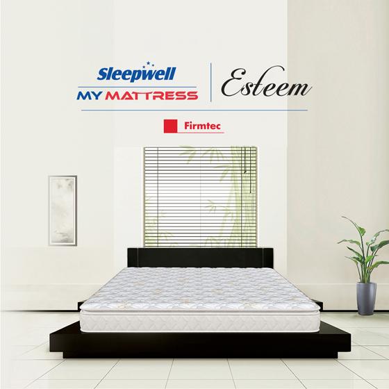 Sleepwell Esteem Firmtec Mattress