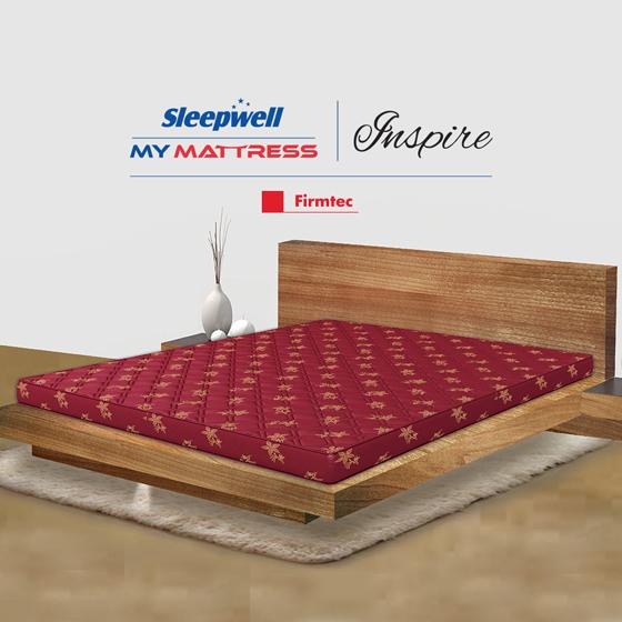 Sleepwell Inspire Firmtec Mattress