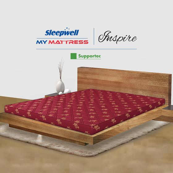 Sleepwell Inspire Supportec Mattress